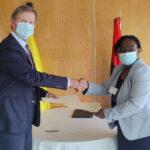MSTelcom e Africell celebram Acordo de Prestação de Serviços